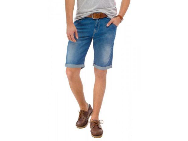 мужская мода весна 2019 основные тенденции: джинсовые шорты