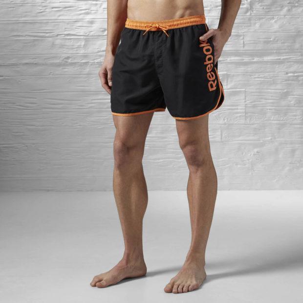 спортивные шорты короткие