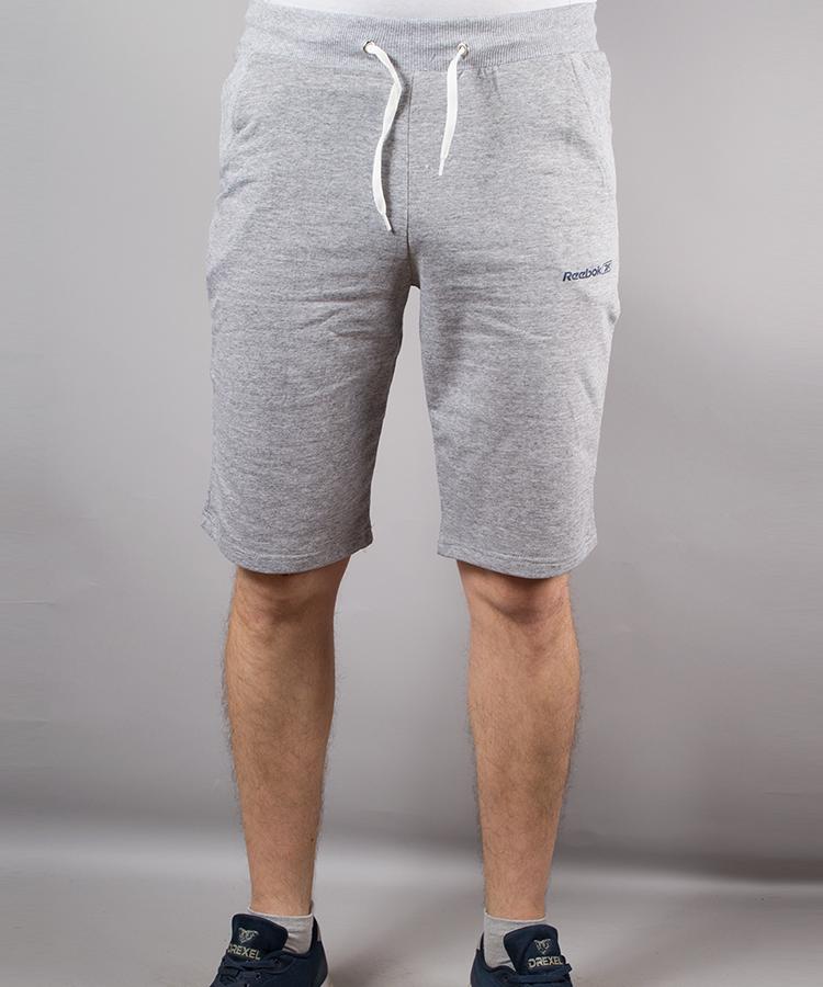 мужская мода весна 2019 основные тенденции: серые трикотажные шорты