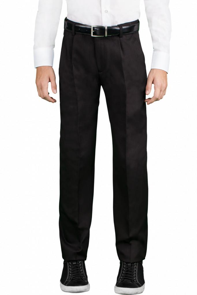 детская мода 2018: брюки черные