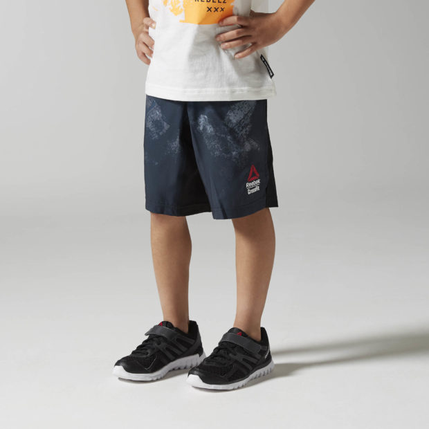 детская мода 2018: шорты спортивные