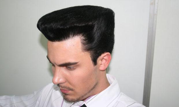 модные мужские стрижки 2019-2020: площадка на среднюю длину волос