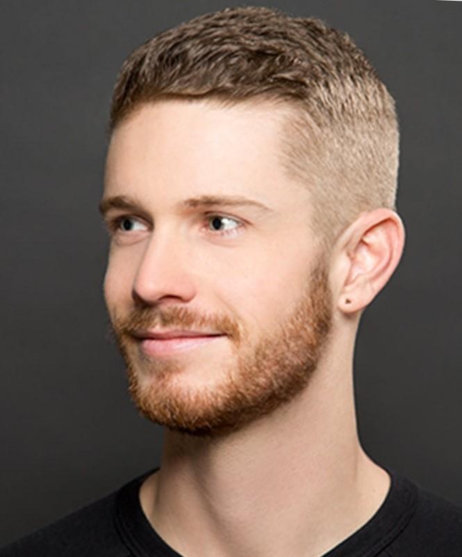мужские стрижки 2019-2020 модные фото: с выбритыми висками на среднюю длину волос